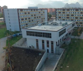 Akdeniz Üniversitesi, Öğrenci Yurtları ve Ceypark Öğrenci ve Yaşam Merkezi - ANTALYA