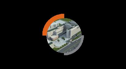 TBMM Kütüphane, Araştırma Merkezi Arşiv ve Sekreterlik Hizmet  Binası Yapı Kompleksi ile Ziyaret Kabul Binası İnşaatı ve Yapısal  Kablolama İşi