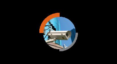 Gebze Kampüsü IP Kamera ve PDKS Yapım İşi. 190 Kamera, Plaka Okuma ve Personel Geçiş Sistemi Yapımı