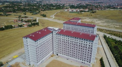 Kırşehir Ahi Evran Üniversitesi Kampüsü
