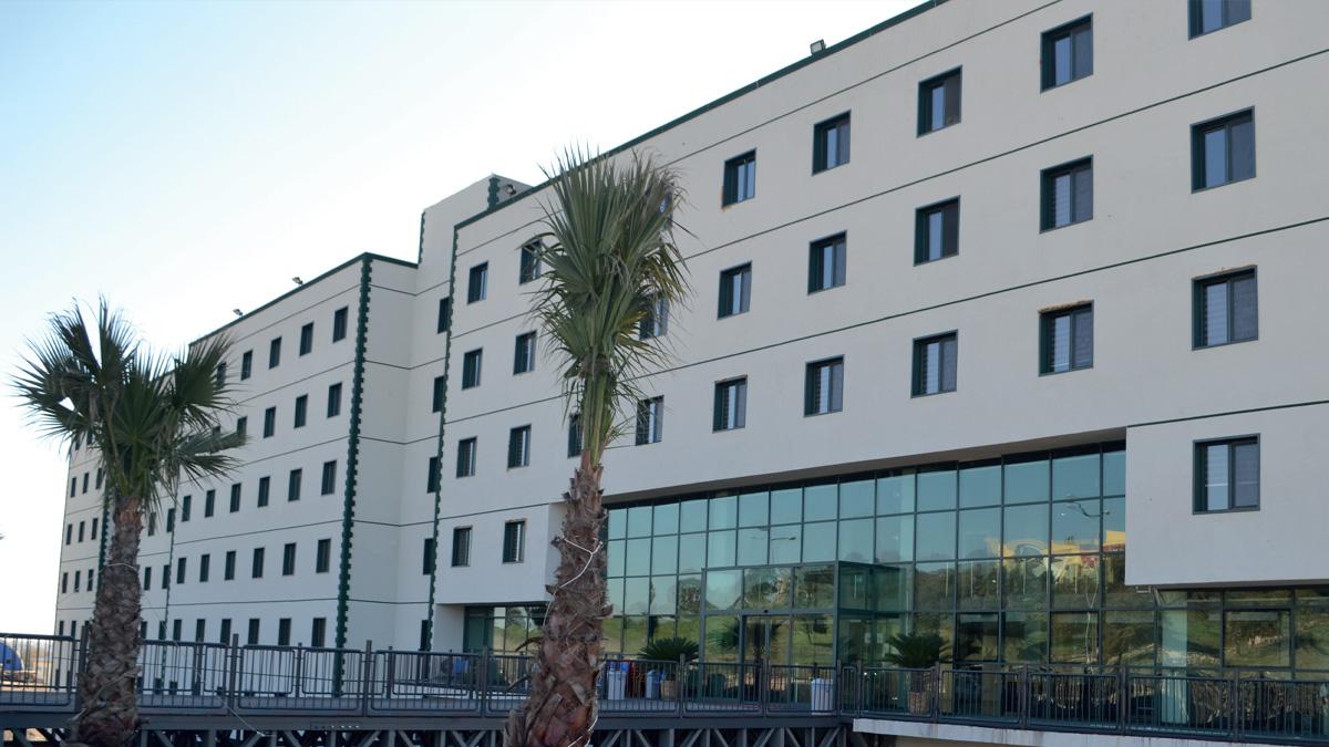 Celal Bayar Üniversitesi, Muradiye Kampüsü Öğrenci Yurdu ve Ceypark Öğrenci ve Yaşam Merkezi - MANİSA